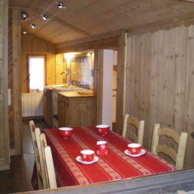 Domino - cuisine et salle à manger