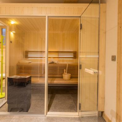 Gros Pierrier - sauna traditionnel