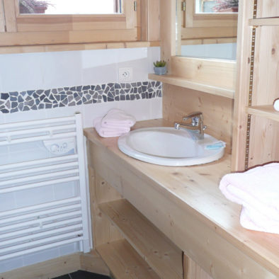 Appartement Tante Marie - salle de bain