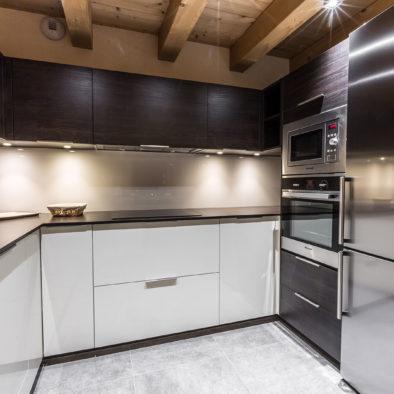 Gros Pierrier - cuisine