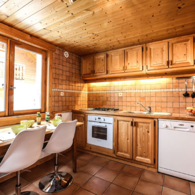 Appartement Petit Bechard - cuisine