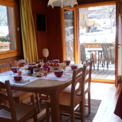 Appartement Tante Marie - salon/salle à manger