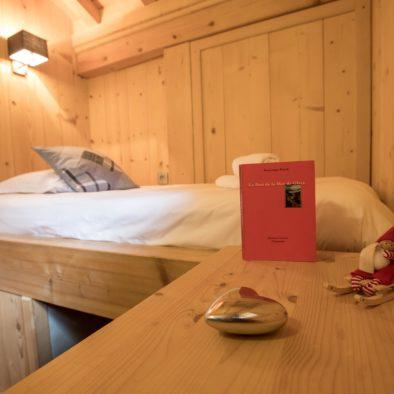 Ecureuil - chambre 1 lit simple